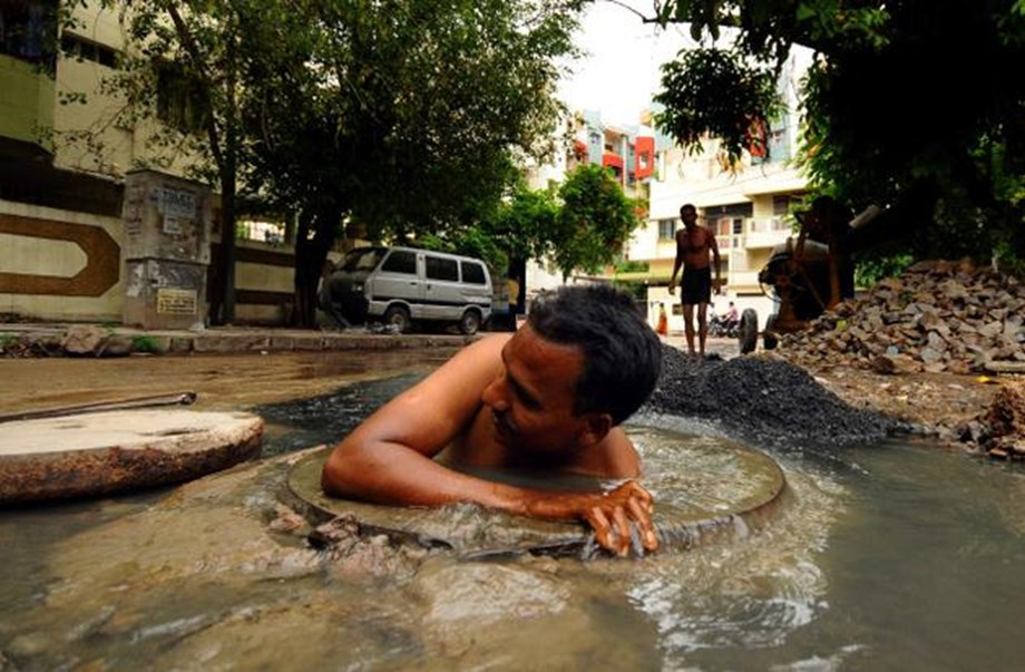 Cases to be filed under SC/ST atrocities act in manual scavenging deaths, says NCSC