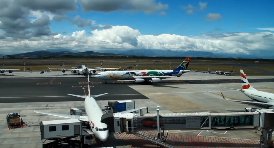 Cape Town International Airport in expansion mode, Soon to land Airbus A380