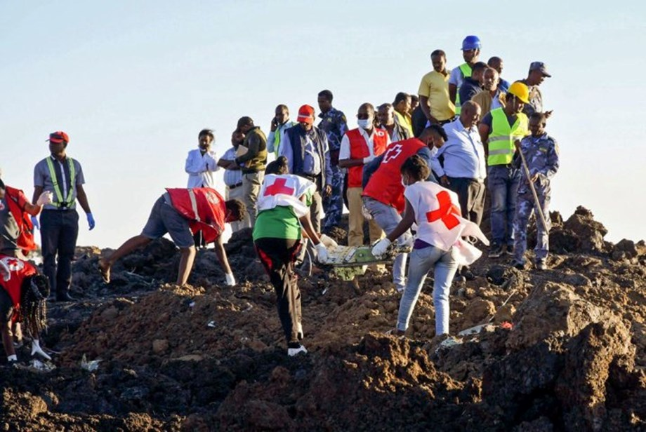 Families of Ethiopian crash victims may have to wait for months for DNA tests results