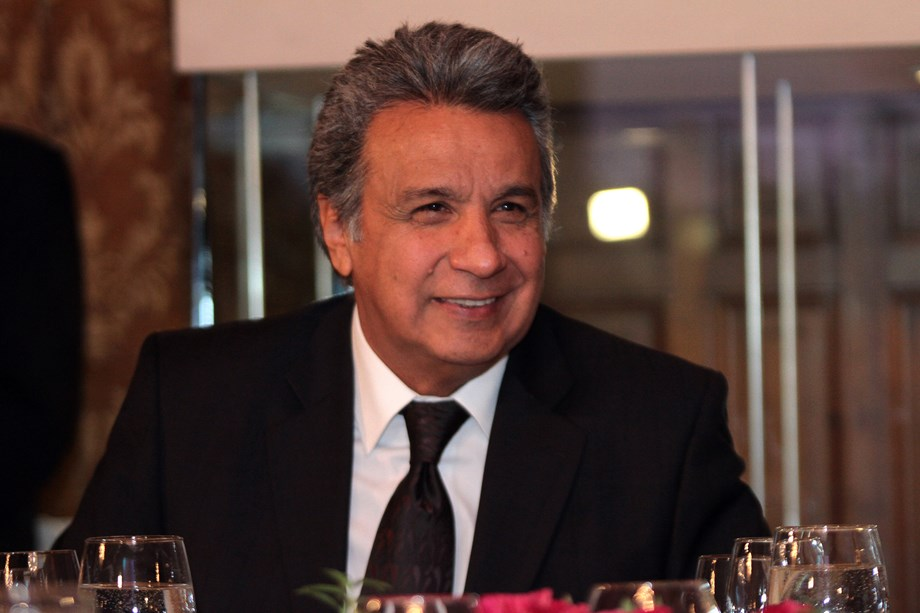Assange will not be extradited to a country with death penalty: Lenin Moreno