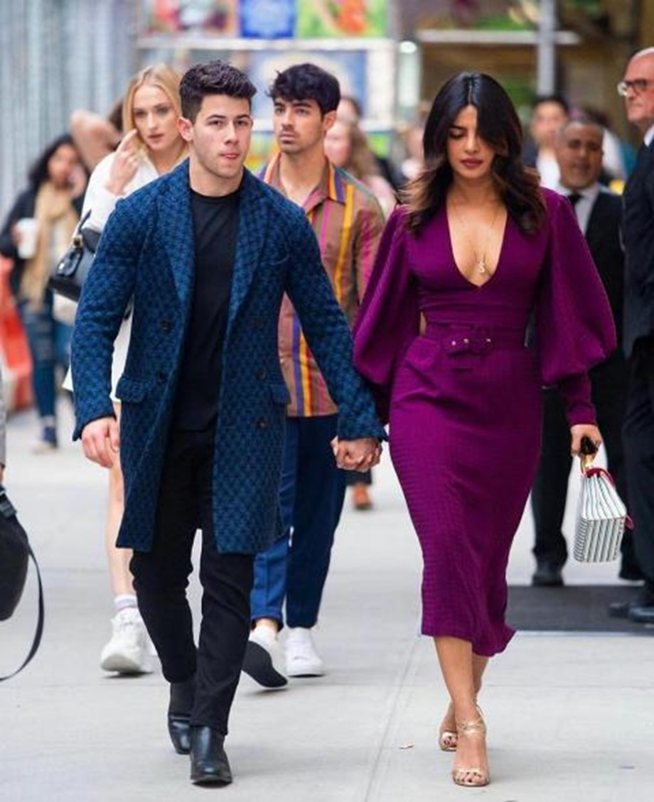 Priyanka Chopra Ignores Age Gap Slurs With Husband Nick Jonas