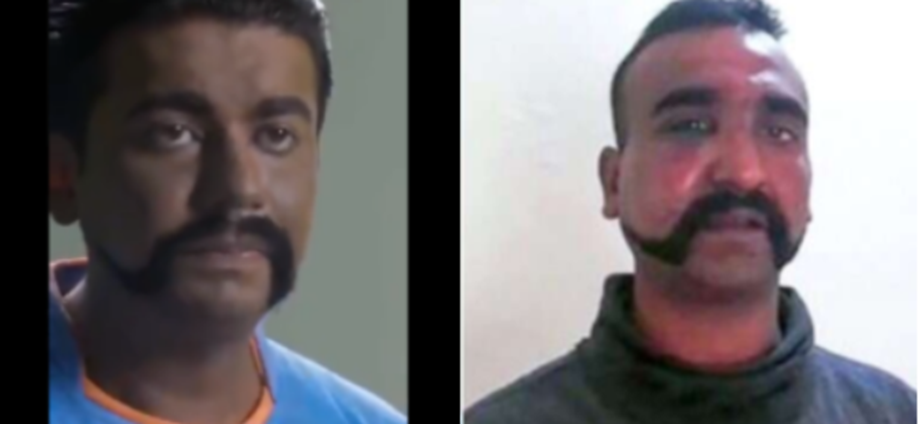 Abhinandan spoof: WC match ad by Pakistani channel draws ire on Twitter