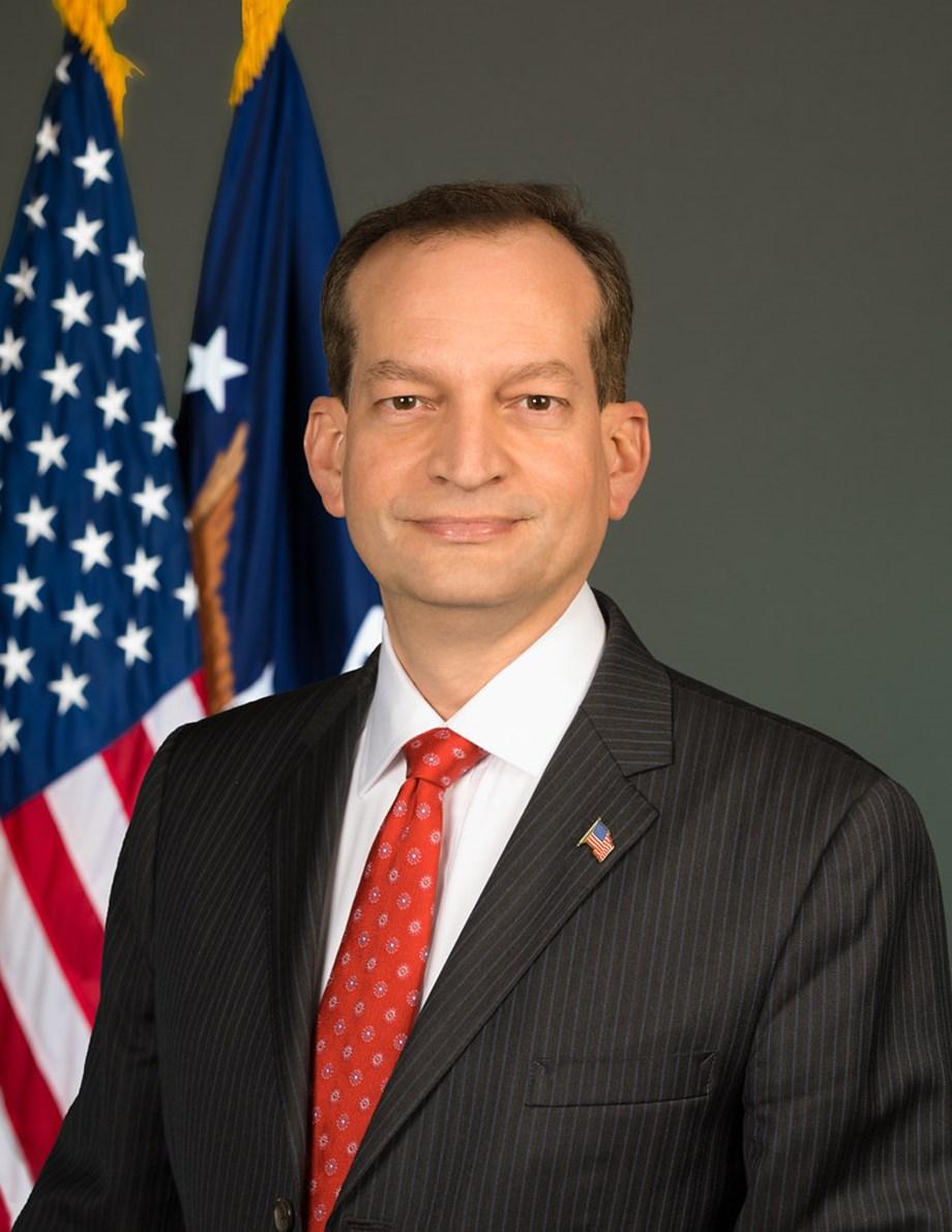 UPDATE 1-U.S. House Democrats seek briefing on Acosta's role in Epstein plea deal