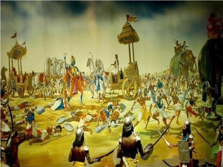 Mahabharata 'dastan' in Urdu spreads message of harmonious India