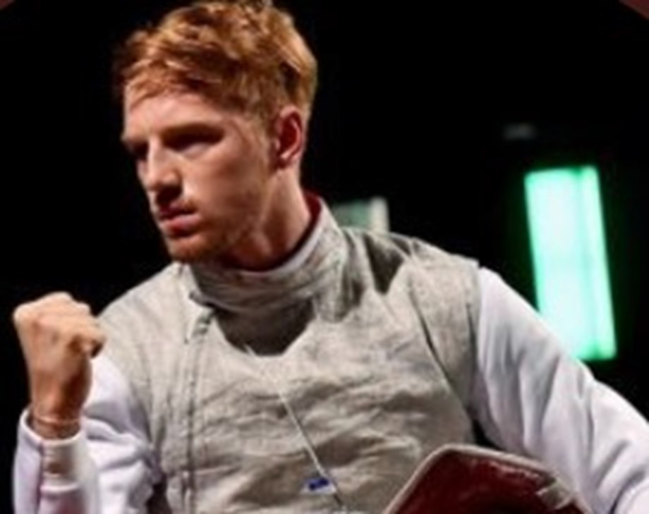 Sports News Summary: Fencer faces disciplinary action for political protest: USOPC