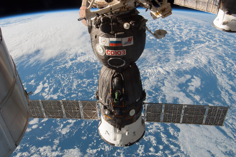 Science News Roundup: Russian Soyuz blasts off for ISS in first launch since accident