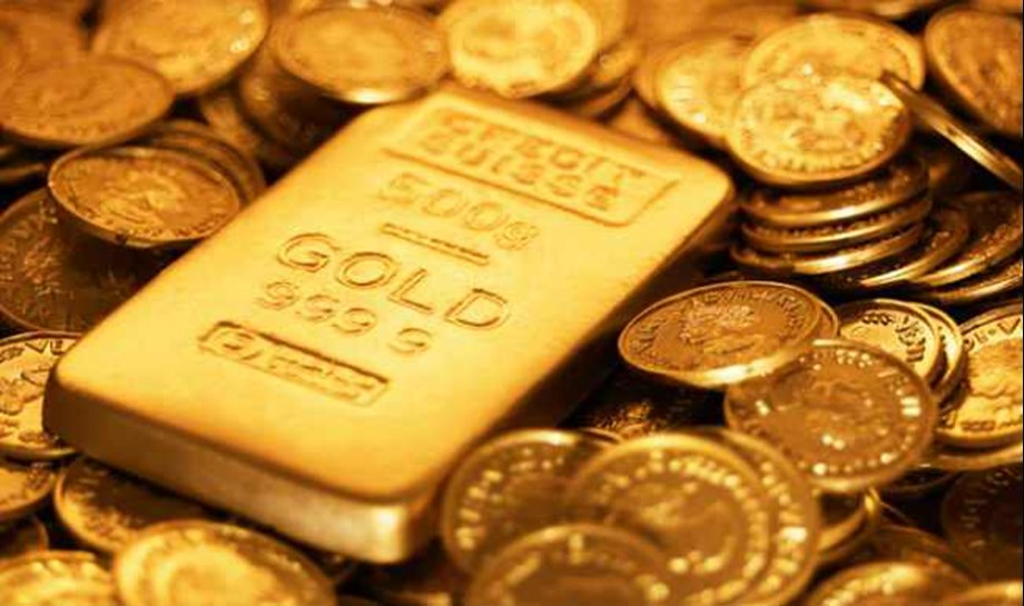 Gold upsurge by Rs 140 to 32,120 per 10 gms; Silver by Rs 500 to 39,500 per kg