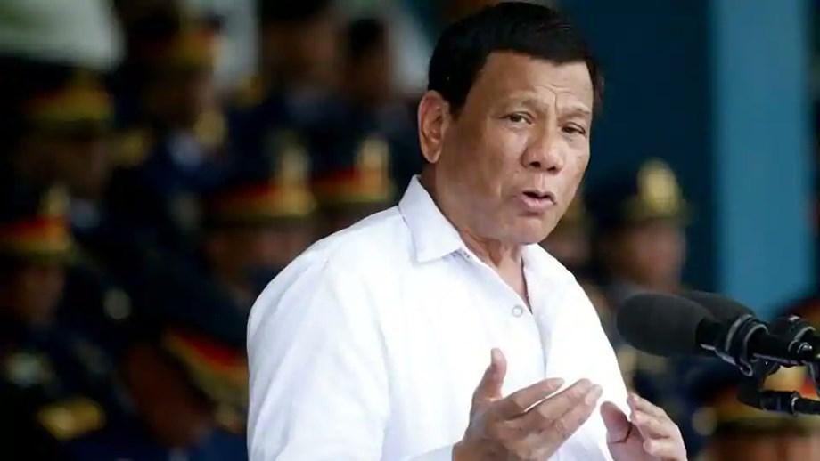 Philippine's Rodrigo suffers the biggest slump rating of his presidency