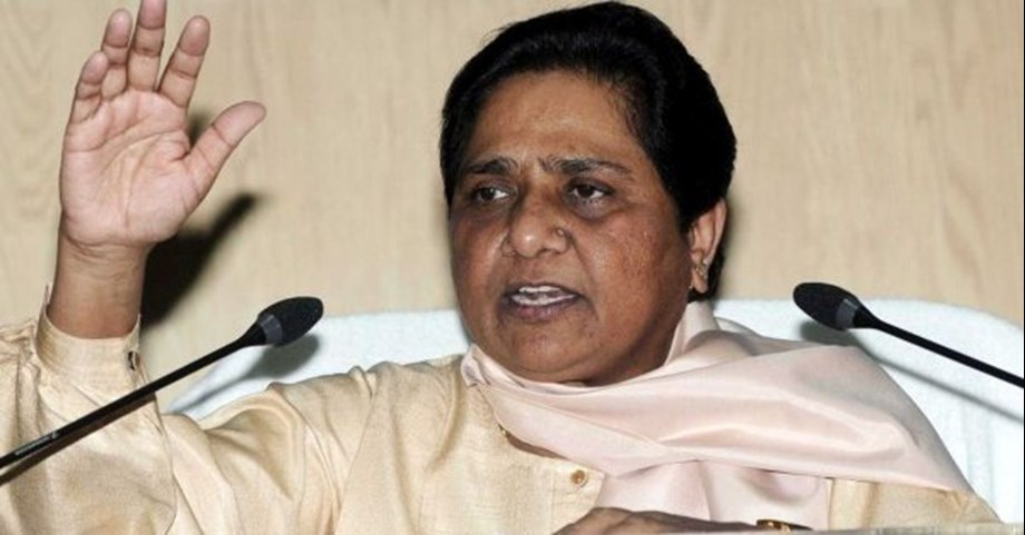 Mayawati alleges BJP, Congress trying to 'abolish' reservation system