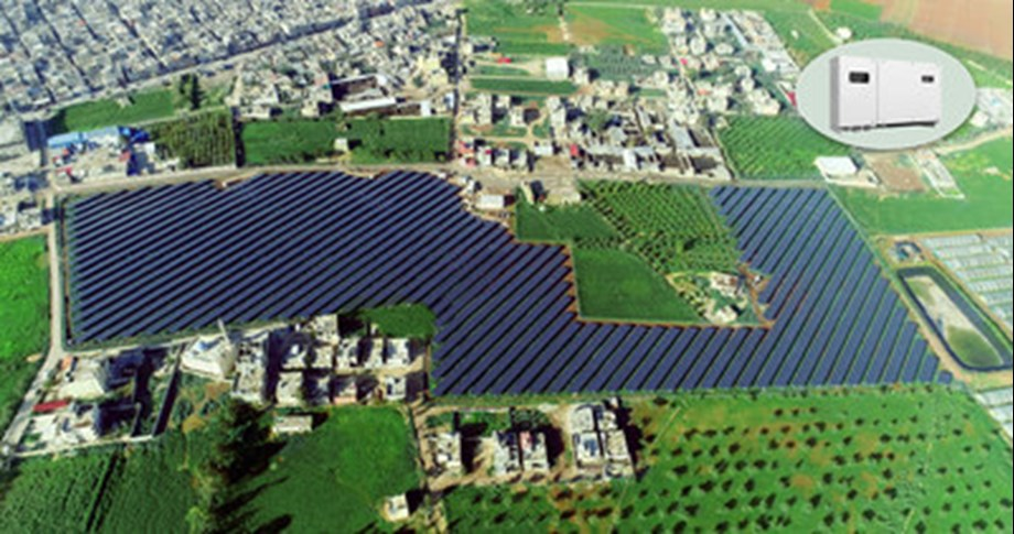 Huawei FusionSolar Powers the World's Largest Medical Center in Jordan
