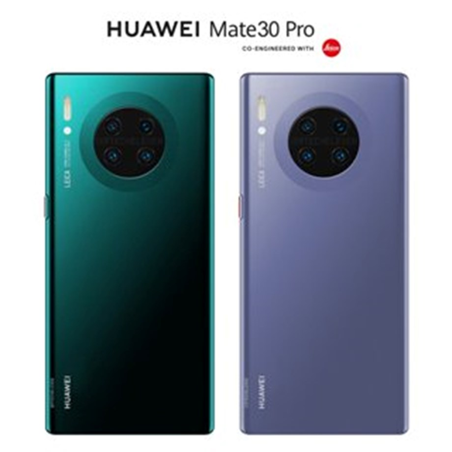 Huawei Mate 30 Pro key specs leaked ahead of Sept 19 launch event
