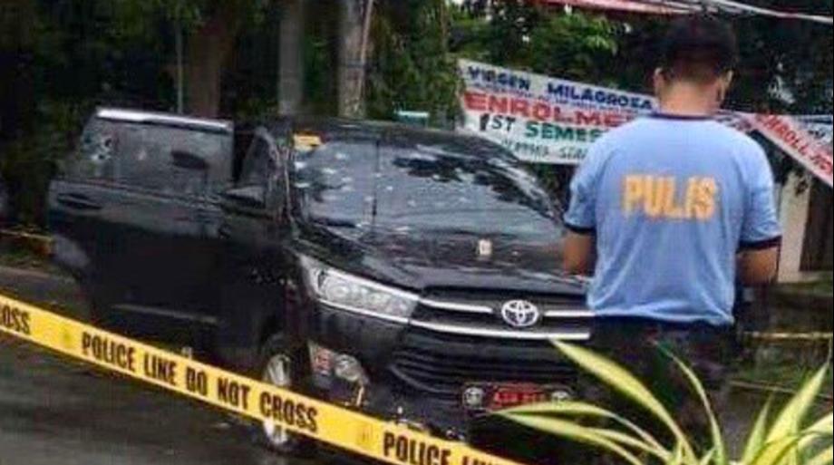 Amado Espino, former Pangasinan governor attacked in San Carlos City