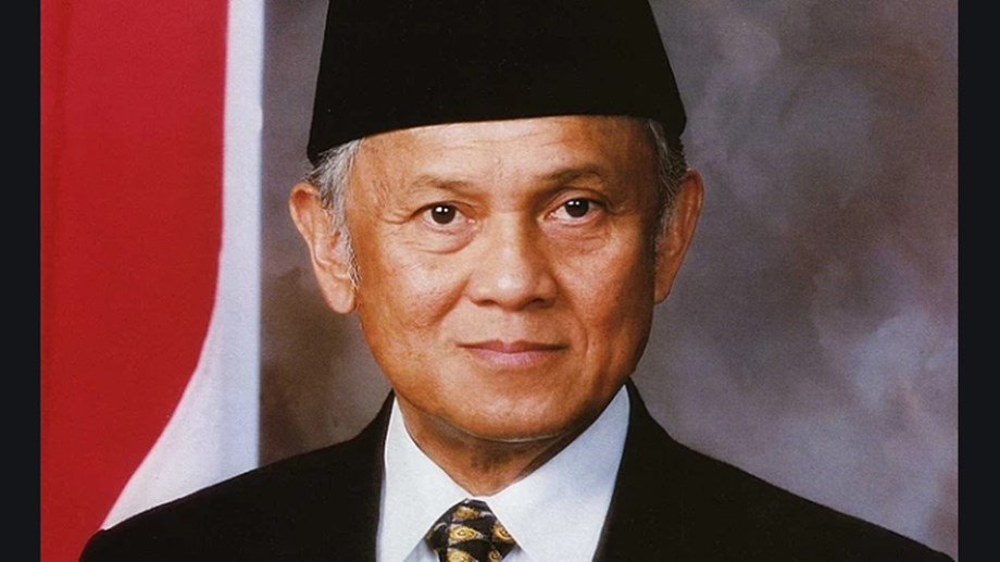 Indonesia's third President B. J. Habibie dies at 83