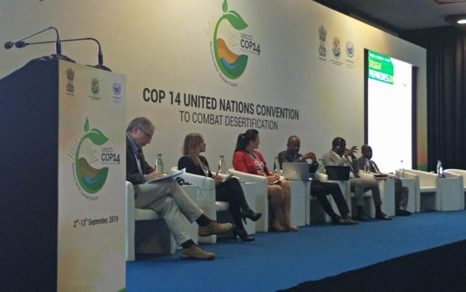 UNCCD COP14 dedicates day 10 to theme of Drought
