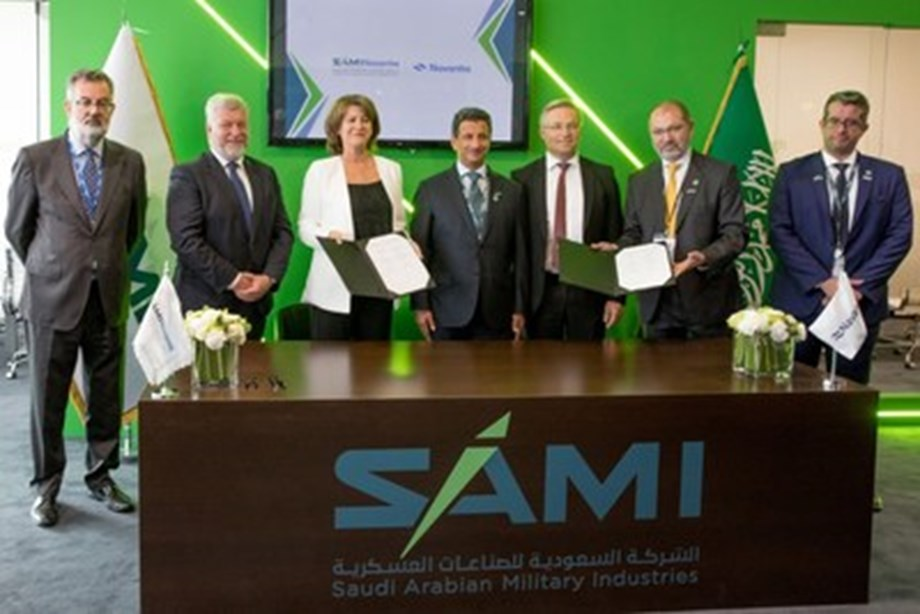 SAMI-Navantia Signs €900 Million Contract With Navantia to Localize 60% of Naval Industries and ToT