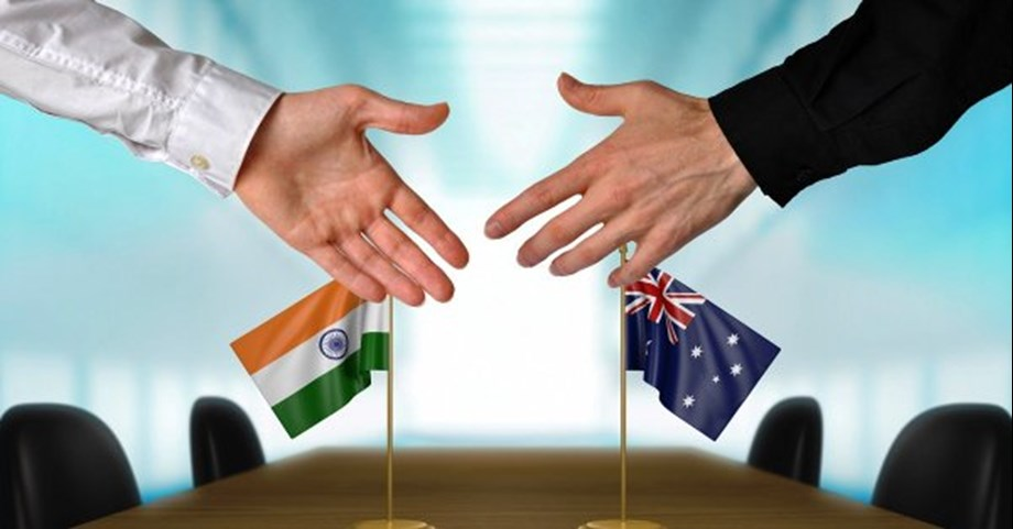 "India, Australia hold ""2+2"" secretary-level Dialogue between two countries"