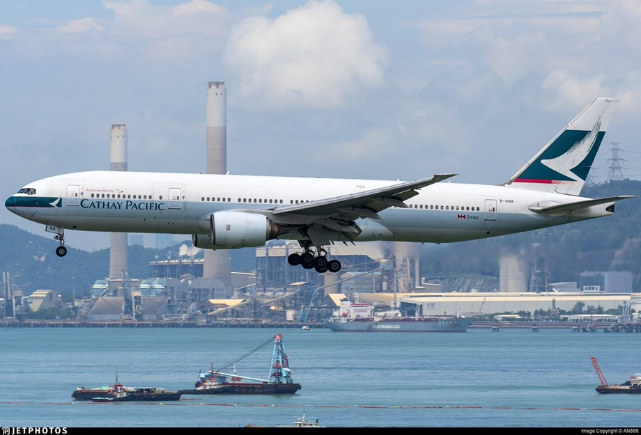 Cathay Pacific Airways makes key appointments to various management positions