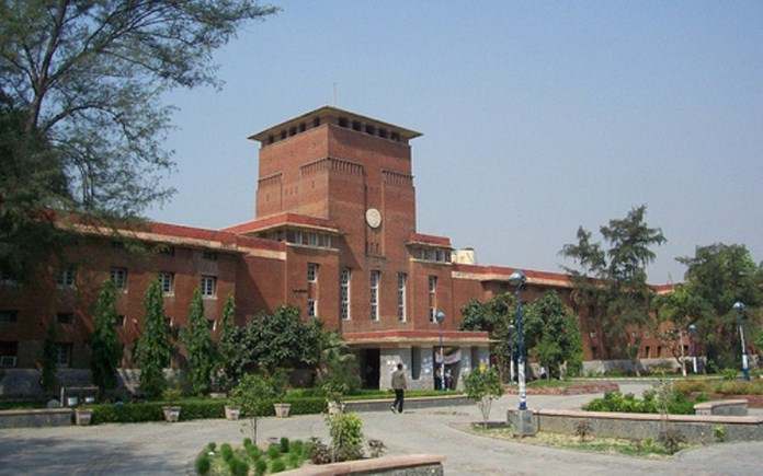 NAAC gives DU 'A plus' ranking