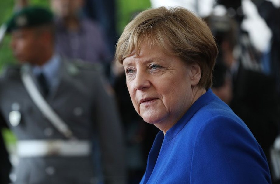 UPDATE 1-Merkel welcomes Brexit progress but says devil is in detail