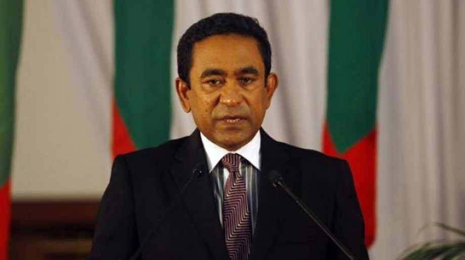 Defeated Maldives Yameen challenges poll result