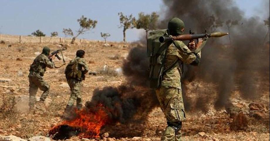 UPDATE 1-Demilitarised zone around Syria's Idlib set up, Turkey says