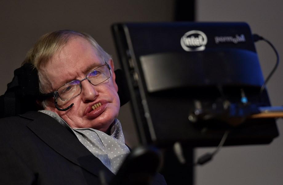 British cosmologist Stephen Hawking's final scientific paper released physicists