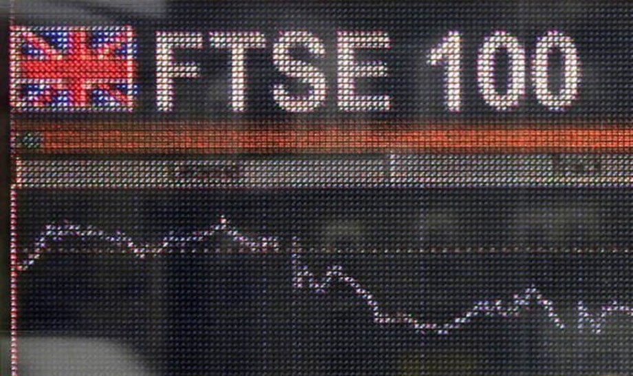 CORRECTED-Britain's FTSE rises on upcoming U.S.-China talks