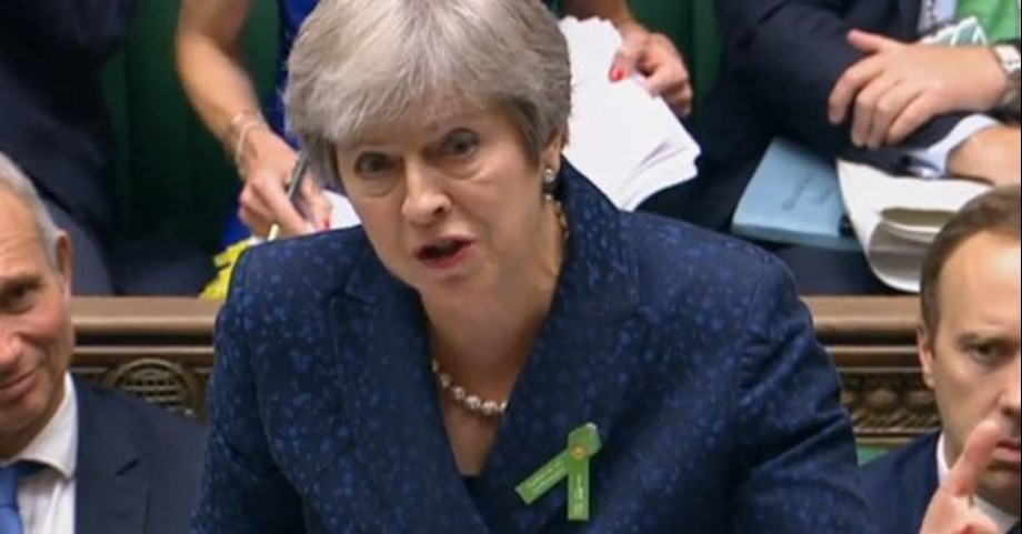 UPDATE 3-UK PM May: Getting rid of me risks delaying Brexit