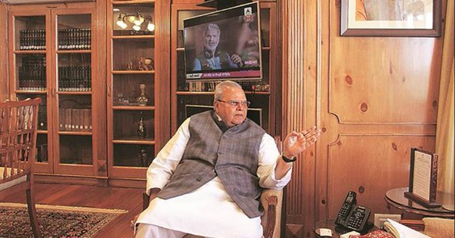 President's rule to come into force in J&K from midnight