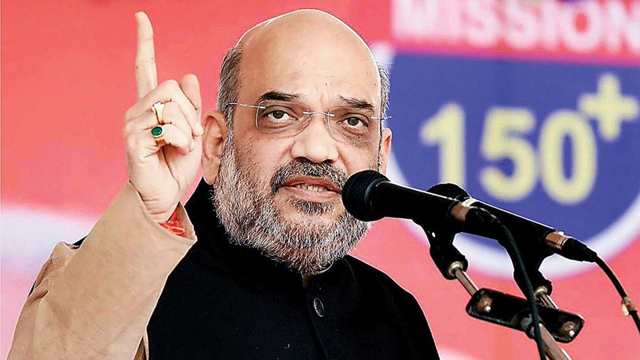 Shah blasts Cong, says opposition suffering from 'Modi-phobia'