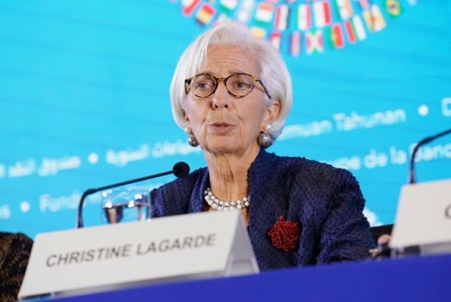 Lagarde says central banks should remain independent amid US interest rates row