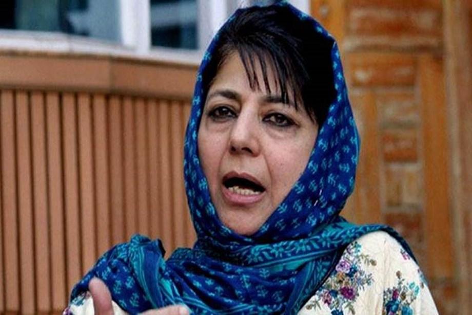 Mehbooba Mufti urges Satya Pal Malik to maintain J&K's constitutional status