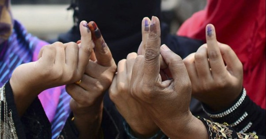 RPT-Polling underway for first phase of Telangana Panchayat elections