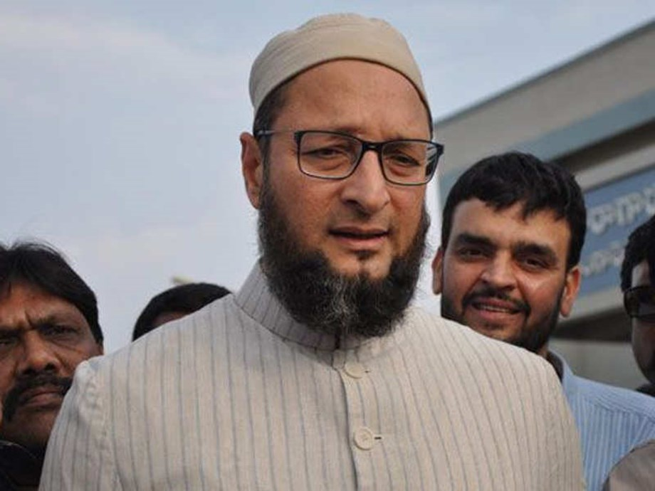 Owaisi 'mocked' orders of SC on Ram temple by challenging PM Modi: BJP