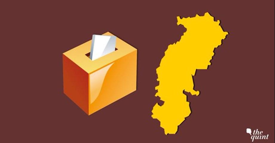 Chhattisgarh: Exit polls say it will be a nail-biter