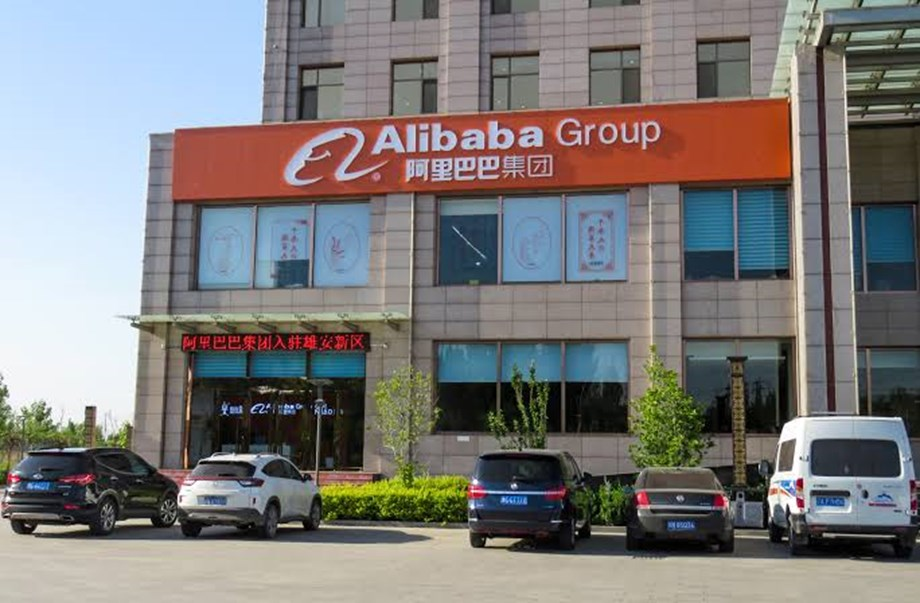 BRIEF-Alibaba Singles' Day sales reach 158.31 bln yuan ($22.63 bln)