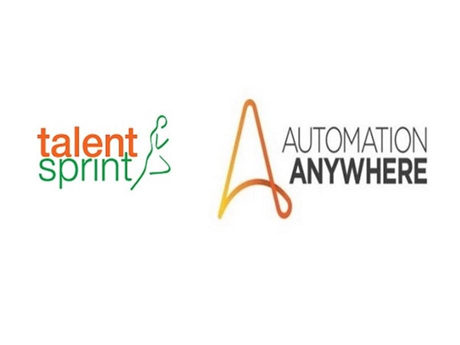 Automation Anywhere and TalentSprint Collaborate to build an RPA Workforce