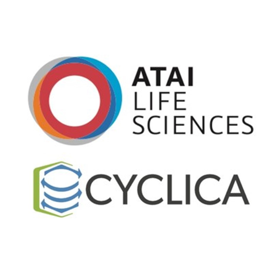 ATAI Life Sciences and Cyclica launch joint venture to revolutionize drug development for mental health disorders