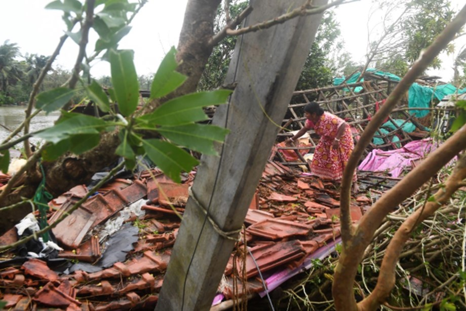 Cyclone caused big damage to Odisha agriculture: Central team