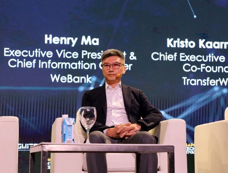 WeBank's Henry Ma on Digital Banks: Promote Financial Inclusion and Achieve a Sustainable Business