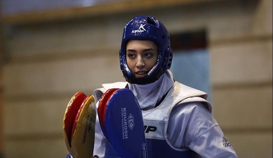Iran's only female Olympic medallist moving to Germany - coach