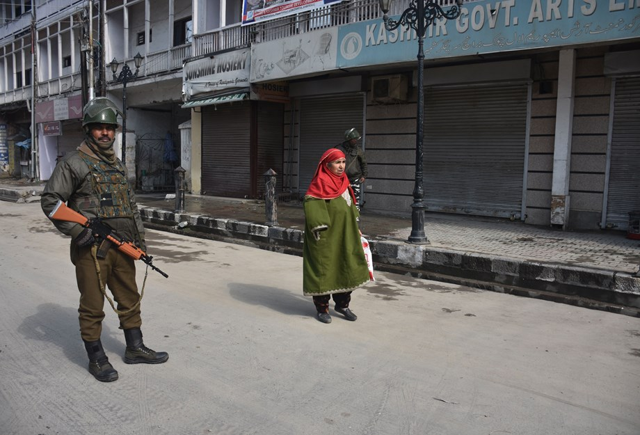 JK: Public faced disruptions as shops, fuel stations closed due to separatists demand