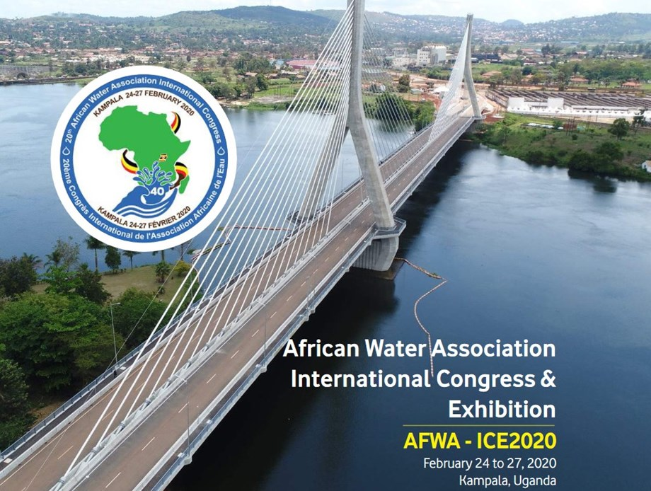 Bringing water to Africa: Uganda to host AfWA International Congress on Feb 24