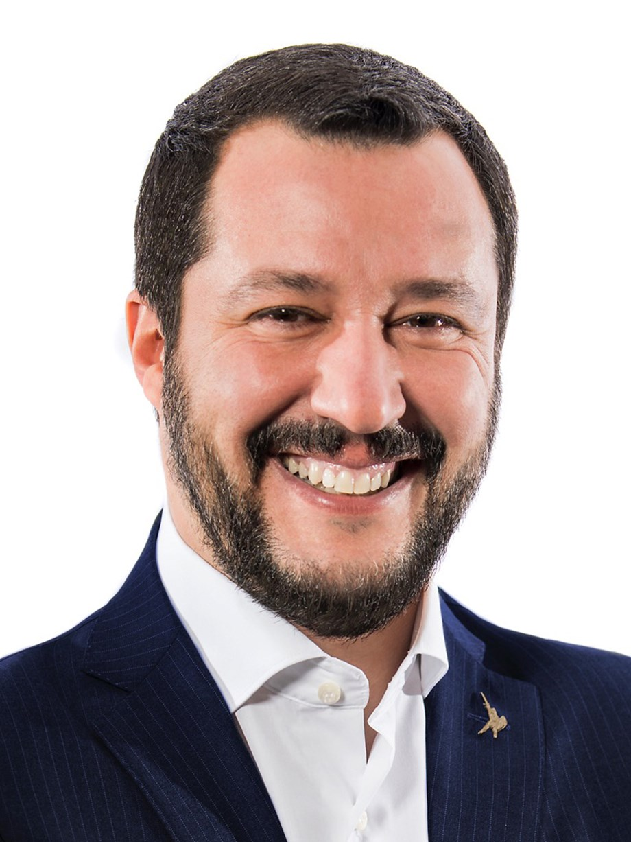 UPDATE 1-Italy's Salvini says he sees