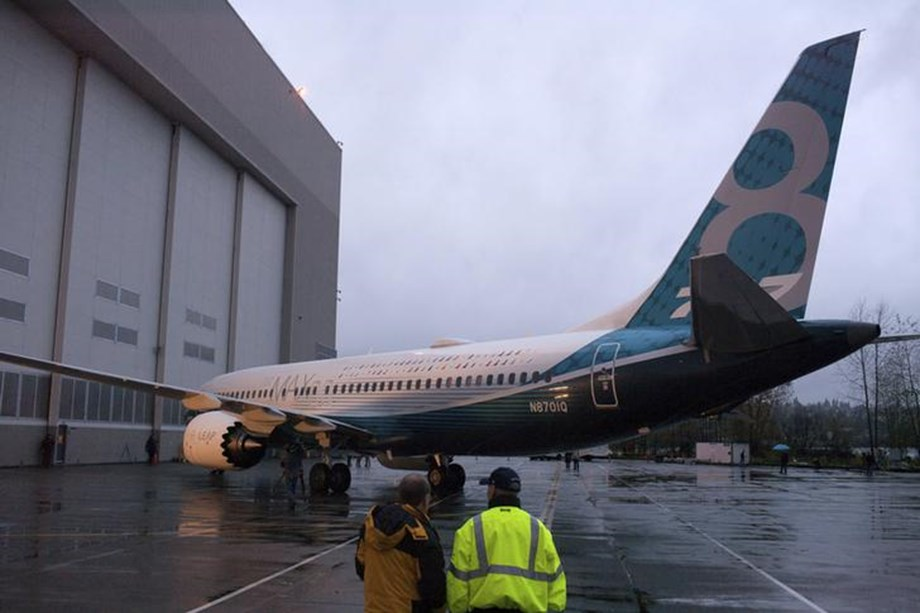Iraqi civil aviation body bans Boeing 737 MAX 8 for using its airspace