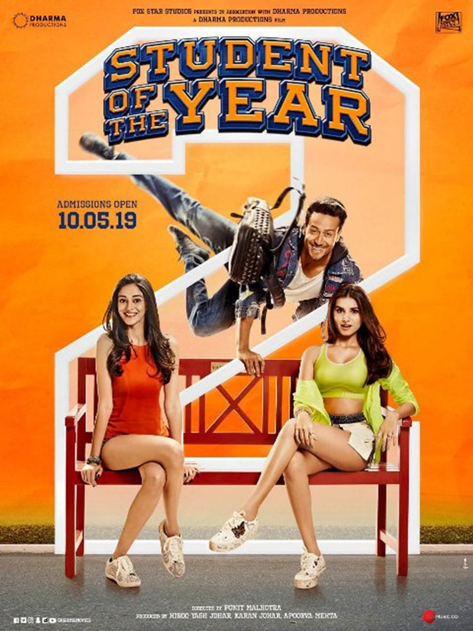 Trailer of much-awaited film 'Student Of The Year 2' out!