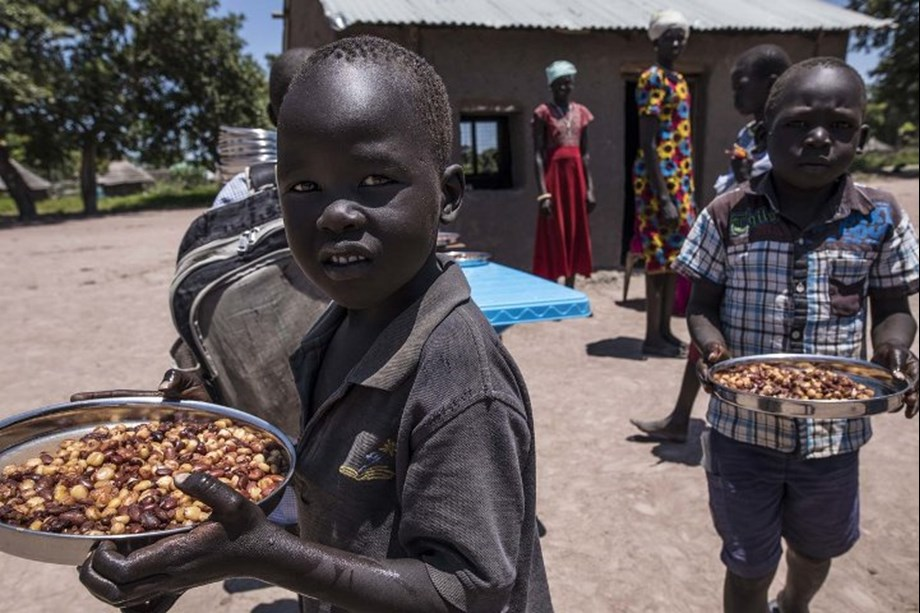 South Sudan receives relief from food security project supported by AfDB, WFP