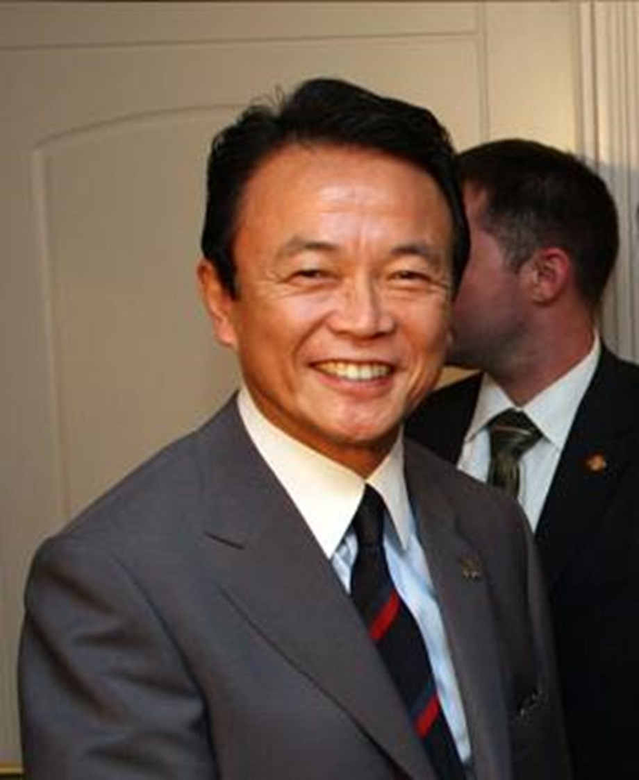 Japan finmin Aso: currency provision won't be included in Japan-U.S. trade deal