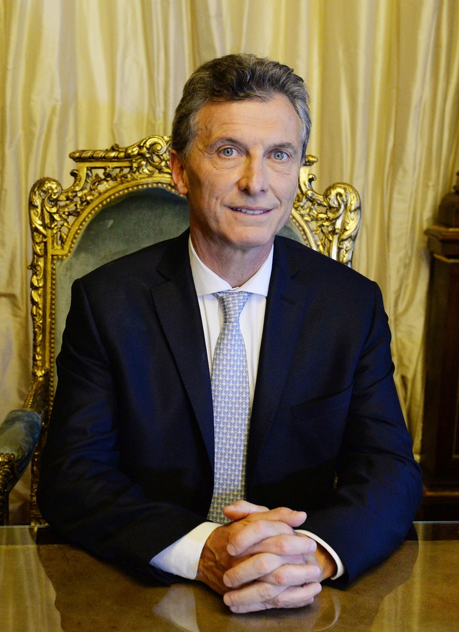 Argentina's Macri says to cut workers' income taxes and increase welfare subsidies