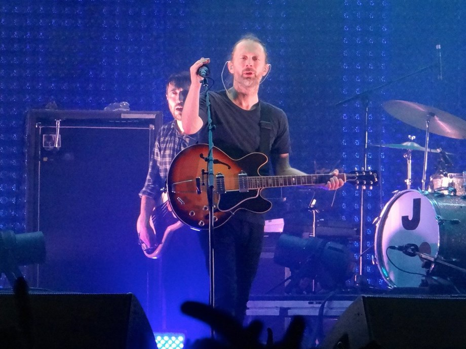 Radiohead snubs ransom demand as sells hacked music for climate activists